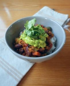 chili sans carne
