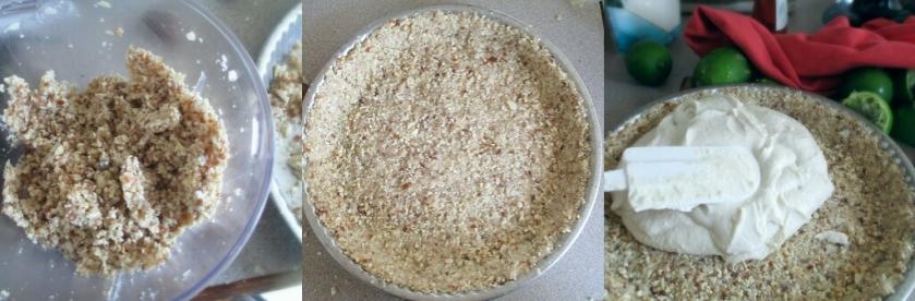 raw pie base